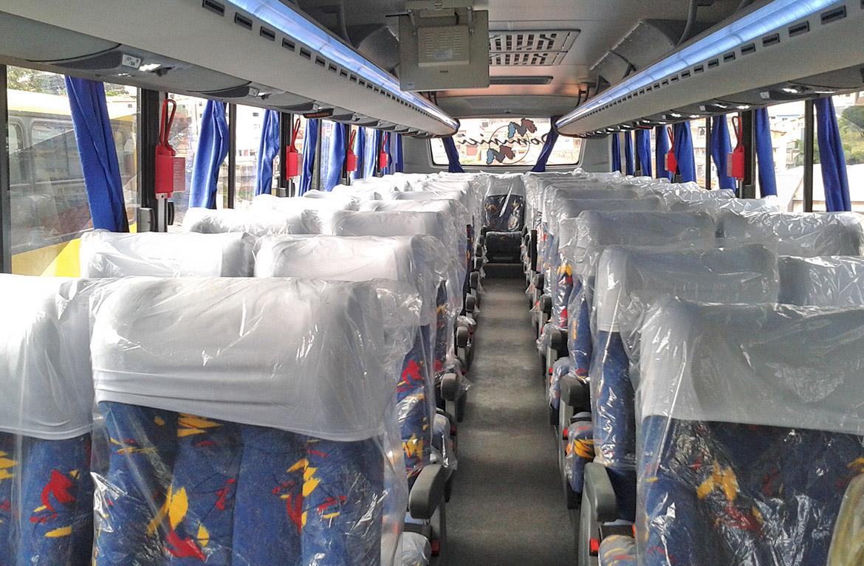 Ônibus Executivo | 48 Lugares